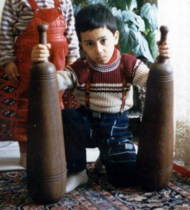 Arasp Kazemian