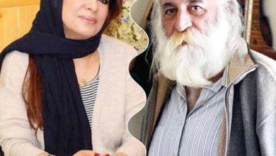 محمد رضا لطفی و قشنگ کامکار