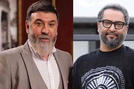 مهرداد میناوند و علی انصاریان