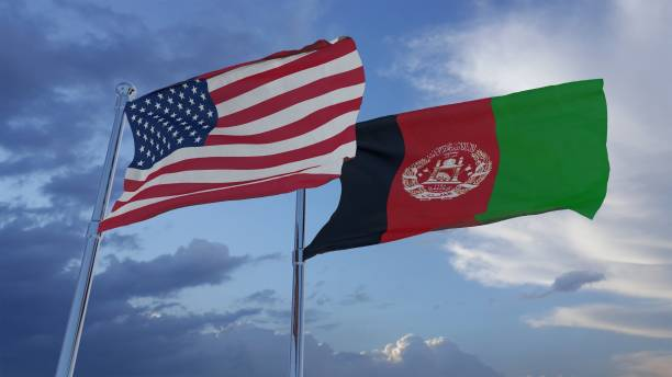 افغانستان و آمریکا