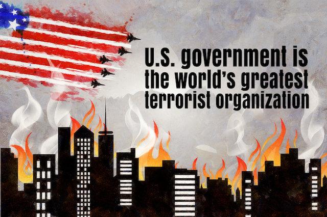 تروریست جهانی